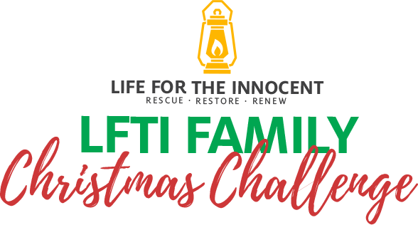 Christmas Challenge.Family Christmas Challenge Life For The Innocent